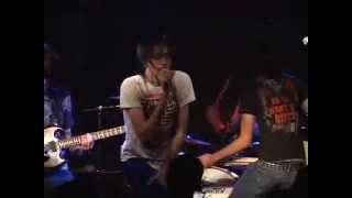 A Skylit Drive - Hey Nightmare, Where Did You Get Them Teeth (Live Video with Jordan Blake)