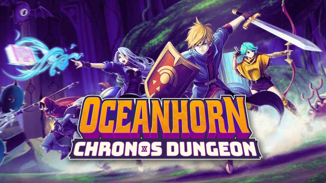 Oceanhorn Chronos Dungeons