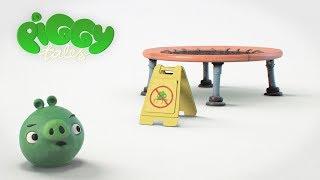 """Piggy Tales: """"Trampoline"""""""