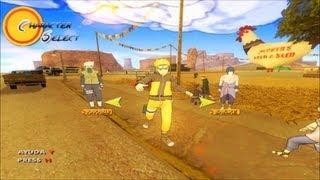 getlinkyoutube.com-GTA SA EVOLUTION JUTSUS MOD NARUTO BR1 CHARACTER SELECT FULL HD 1080p
