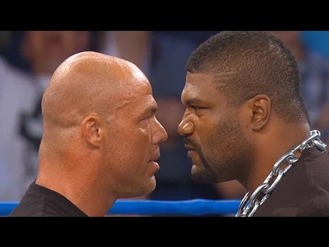 Rampage Jackson Debuts on IMPACT WRESTLING - June 6, 2013