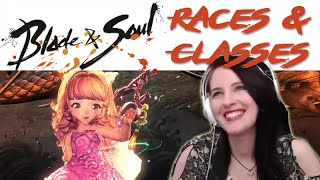 getlinkyoutube.com-Blade & Soul ● Intro, Races and Classes [Twitch Highlight]