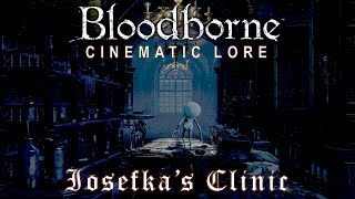 getlinkyoutube.com-Bloodborne Cinematic Lore: Iosefka's Clinic