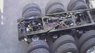 getlinkyoutube.com-Tag Axle on a Tandem Tractor