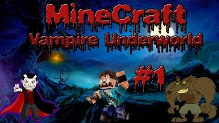 getlinkyoutube.com-Minecraft| Vampire Underworld| Ep. 1| The Werewolf bites twice!!!