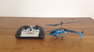 How To : Fly a 3ch Helicopter
