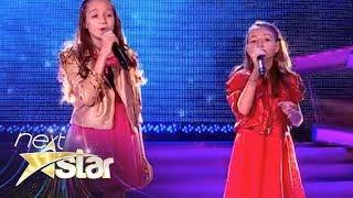 "getlinkyoutube.com-Elena Hasna și Francesca Nicolescu - Mariah Carey & Whitney Houston - ""When you believe"""