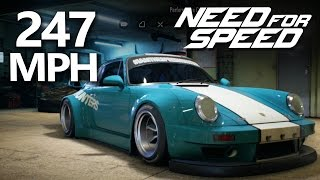 getlinkyoutube.com-FASTEST CAR ??? 247 mph  - Need For Speed 2015 Walkthrough Part 35