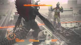 getlinkyoutube.com-Godzilla PS4 Gigan gameplay