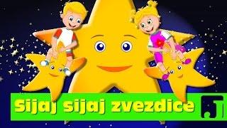 getlinkyoutube.com-Sijaj sijaj zvezdice   Twinkle Twinkle Little Star      Dečije pesme   Pesme za decu