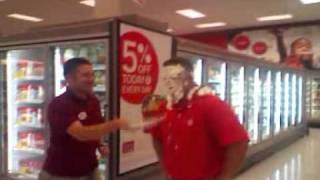 Jake Gets Pied