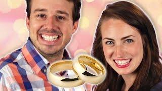 flushyoutube.com-BFFs Get Married For A Week • Chris & Brittany
