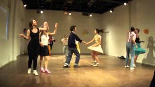 getlinkyoutube.com-Rock ´n roll Baile teatrales