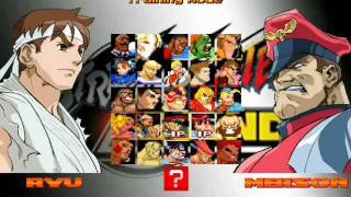 getlinkyoutube.com-Street Fighter Legends MUGEN by Amit and Ralfab