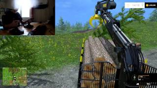 getlinkyoutube.com-LS2015 - Forestry With Joysticks