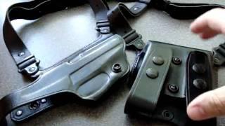 Concealment Holsters - Shoulder Holster