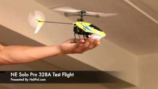 getlinkyoutube.com-HeliPal.com - Nine Eagles Solo Pro 328A Test Flight