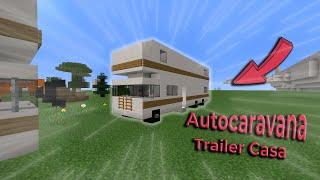 getlinkyoutube.com-Minecraft-Como fazer uma auto-caravana