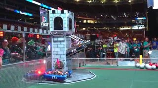 getlinkyoutube.com-2016 Championship match #24 : FRC Team #971 Spartan Robotics
