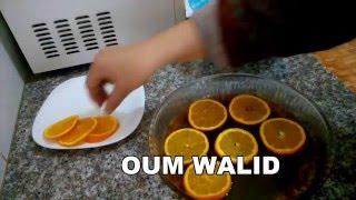 getlinkyoutube.com-شهيوات ام وليد كيكة البرتقال و الكارامال