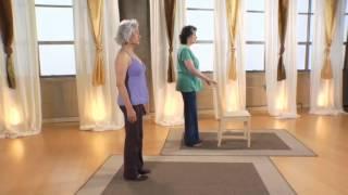 getlinkyoutube.com-Relax Into Yoga For Beginners and Seniors: Balance Practice sample