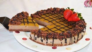 getlinkyoutube.com-الكيكة الشهيرة بطريقتي المختلفة / ديسير طبقات