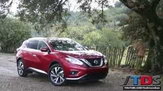 getlinkyoutube.com-FIRST DRIVE! 2015 Nissan Murano