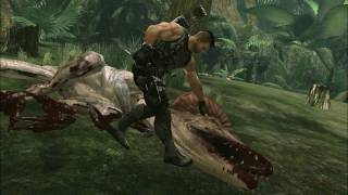 getlinkyoutube.com-TUROK - Special-Knife-Kills [Scorpion, Dilophosaurus]