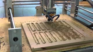 getlinkyoutube.com-Homemade CNC making Vacuum Table