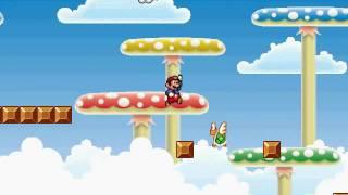getlinkyoutube.com-Mario Worker Remake (v2.1) - Dwa poziomy by Przemi gra w gry (PL)