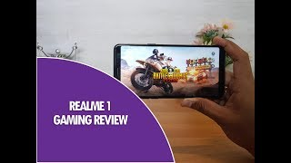 Oppo Realme 1 Gaming Review with Heating Test and Battery Drain (AnTuTu Benchmark)