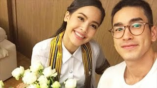 getlinkyoutube.com-Yaya's University Graduation จบการศึกษา + Dinner with Nadech & his Family - Video by Johnny