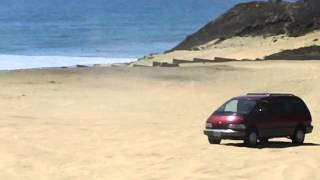 getlinkyoutube.com-Toyota Previa DX  ALL-Trak 4x4 for Sale $6.000USD