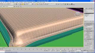 getlinkyoutube.com-ARCHITECTURAL TUTORIAL on 3ds Max  part 3   Bed