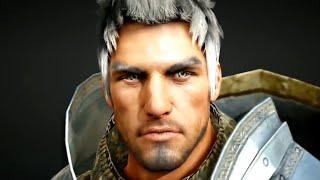 getlinkyoutube.com-Black Desert: Warrior Open Beta Character Creation and Combat