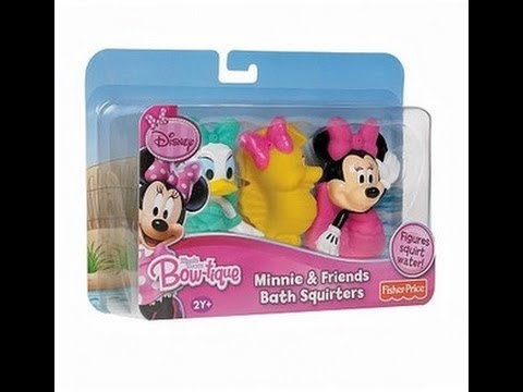 Water Squirters (Mickey Mouse CLUBHOUSE)