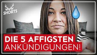 getlinkyoutube.com-DIE 5 AFFIGSTEN ANKÜNDIGUNGEN! | TOP 5
