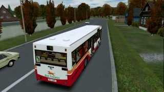 getlinkyoutube.com-Omsi The Bus Simulator Bus Eireann Route 5