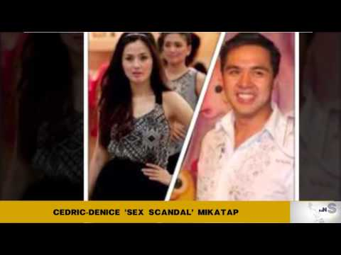 Cedric-Denice 'Sex Scandal' mikatap
