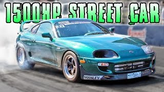 getlinkyoutube.com-FASTEST Road Worthy Supra in the WORLD!?!?