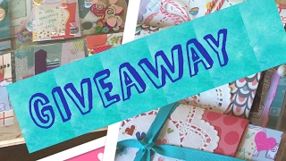 getlinkyoutube.com-Pocket Letter Giveaway *OPEN* 4 Winners