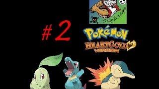 getlinkyoutube.com-Pokemon Heart Gold #2 จับโปเกม่อน