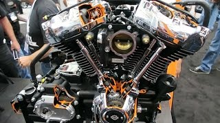 getlinkyoutube.com-2017 Harley-Davidson Milwaukee Eight Revealed │Everything you need to know │Detailed Footage