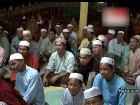 ustaz azhar 2011- menantu kambing vs ayah SpongeBob