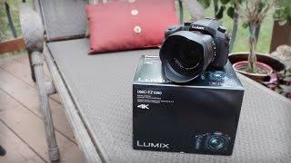 getlinkyoutube.com-Panasonic Lumix DMC-FZ1000 Unboxing