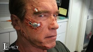 getlinkyoutube.com-TERMINATOR GENISYS: Making the Terminator [SPOILERS] - Legacy Effects