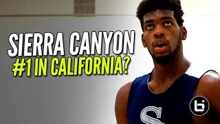 getlinkyoutube.com-Is Sierra Canyon The Best Team In California This Season? Full Raw Highlights #SAlemanyShowcse