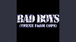 Bad Boys (Theme From Cops) width=