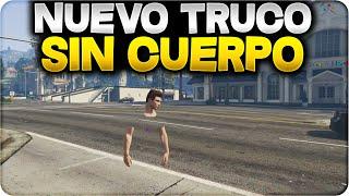 GTA 5 ONLINE 1.24/1.25 - NUEVO TRUCAZO CUERPO INVISIBLE - GTA V 1.24/1.25