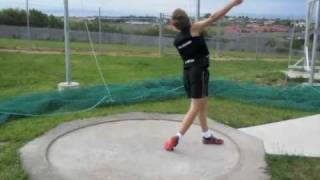 DISCUS Specific POWER with BALLS, BAGS , BARS by Didier POPPE .m4v view on youtube.com tube online.